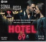 okładka ksiażki Hotel 69