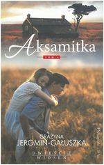 Okładka książki: Aksamitka