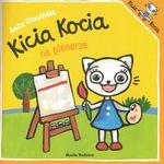 okładka ksiażki Kicia Kocia na plenerze