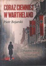 okładka ksiażki Coraz ciemniej w Wartheland