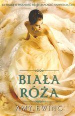 Okładka książki: Biała róża