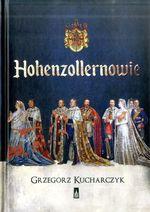 okładka ksiażki Hohenzollernowie