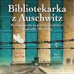 okładka ksiażki Bibliotekarka z Auschwitz