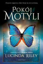 okładka ksiażki Pokój motyli